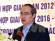 Confirmado papel de unidad nacional en desarrollo de Vietnam en nueva coyuntura