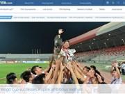 FIFA reconoce logros del fútbol vietnamita