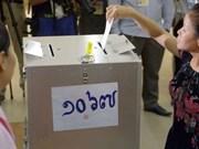 Camboya publica lista de votantes