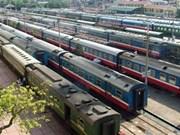 Urgen a elaboración del proyecto ferroviario en Vietnam