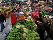 Indonesia obtiene tasa de inflación más baja en seis años