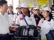En alza cantidad de trabajadores vietnamitas en exterior