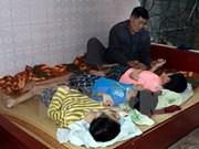 Organizan programa cultural a favor de víctimas de agente naranja en Vietnam