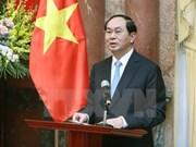 Presidente exhorta a fomentar marcas comerciales de Vietnam
