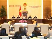 Comité Permanente del Parlamento de Vietnam inicia sexta sesión