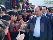Premier de Vietnam da luz verde a propuesta de desarrollo en puerta fronteriza