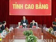 Presidente de Vietnam insta a perfeccionamiento de Estado de Derecho socialista