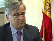 España desea ser socio cercano de Vietnam, dijo vicecanciller español