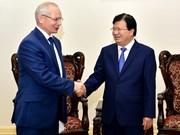 Vietnam dispuesto a respaldar a inversores de República de Baskortostán