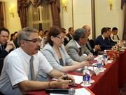Aumentan Vietnam y Bashkortostán cooperación comercial