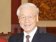 Secretario general del PCV viajó a China para visita oficial