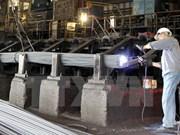 Sector de acero de Vietnam registra gran déficit en 2016