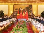 China considera importante la relación con Vietnam, dice Xi Jingping