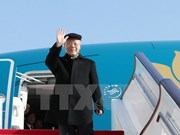 Destacan importancia de visita a China de líder partidista de Vietnam