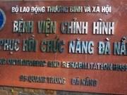 Hospital vietnamita ofrece ayuda a inválidos y discapacitados de Laos