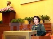 La Asamblea Nacional de Vietnam revisa trabajos realizados