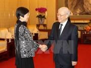 Fomento de vínculos de pueblos es base para desarrollar nexos entre Vietnam y China