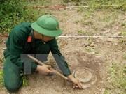Desactivan bomba hallada en una construcción en provincia centrovietnamita