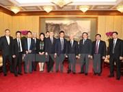Vietnam invita proyectos de inversión chinos con tecnología moderna