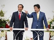 Japón e Indonesia refuerzan cooperación en seguridad marítima