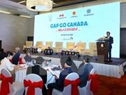 Comercio e inversión, punto sobresaliente en nexos Vietnam-Canadá