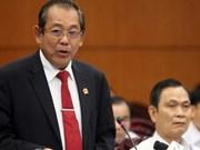 Vicepremier urge a Dak Nong acelerar reforma administrativa para desarrollo económic