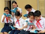 Vietnam socializa trabajos de atención y educación de niños