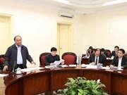 Premier pide a Hanoi impulsar perfeccionamiento de infraestructuras de transporte