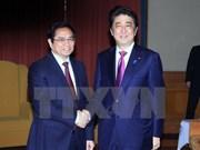 Instan a fortalecer relaciones Vietnam – Japón