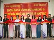 Abren en la isla de Con Dao museo militar virtual 3D