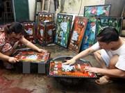 Declaran a oficio de lacar Tuong Binh Hiep herencia intangible de Vietnam