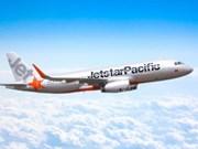 Jetstar Pacific despliega aplicación de check-in en línea