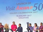Lanzan campaña para impulsar turismo en ASEAN