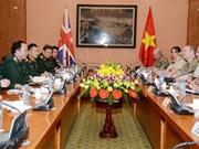 Vietnam y Reino Unido fortalecen lazos en medicina militar