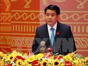 Autoridades de Hanoi felicitan a comunidad de protestantes por el Tet