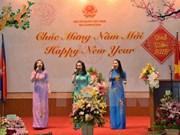 Festejan vietnamitas en Camboya el Año Nuevo Lunar