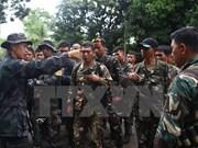 Gobierno filipino y grupo rebelde reanudan negociaciones