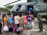 Exhortan a protección de musulmanes rohingyas en Myanmar
