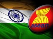 Estrechan cooperación India - ASEAN