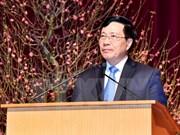 Vicepremier de Vietnam elogia contribuciones de la prensa al desarrollo nacional