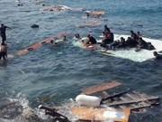 Nueve muertos y 30 desaparecidos tras naufragio en Malasia