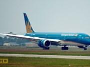 Vietnam Airlines, entre aerolíneas con mayor cifra de viajeros en Asia-Pacífico