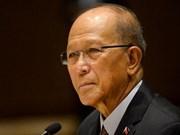Filipinas desea mantener unidad entre países miembros de ASEAN