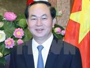 Felicita presidente vietnamita a intelectuales en ocasión del Tet