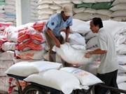 Merman las exportaciones vietnamitas de arroz en enero