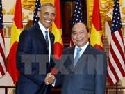 Hitos diplomáticos de Vietnam en 2016