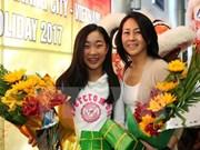 Da Nang recibe primeros visitantes internacionales