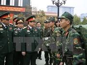  Ministro vietnamita subraya tareas principales de sector de defensa
