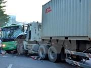 Incrementan número de muertos por accidentes de tráfico en Tet 2017