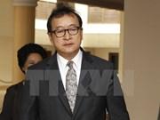 Tribunal de Cambodia convoca a líder opositor